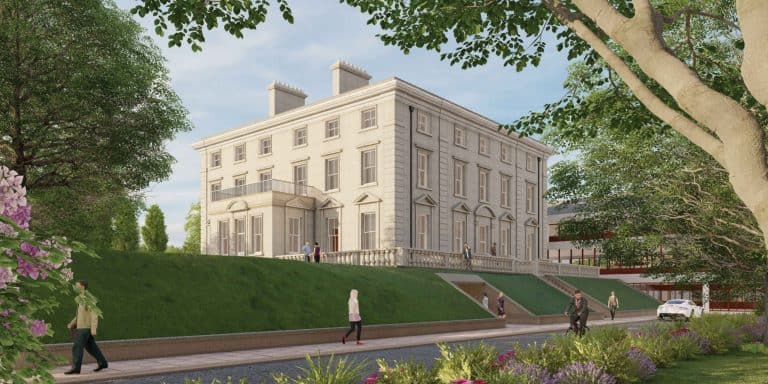 Major Step Forward for Exeter's new Countryside Business Hub, Winslade Park