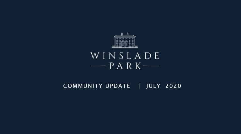 Winslade Park Update: Your Views Matter