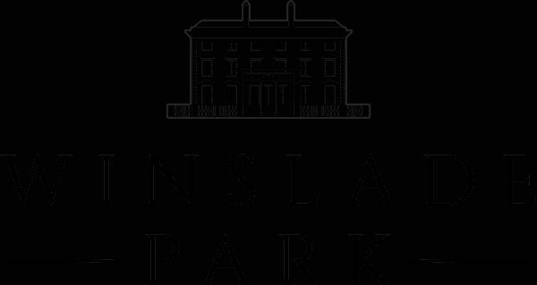 Winslade Park black logo