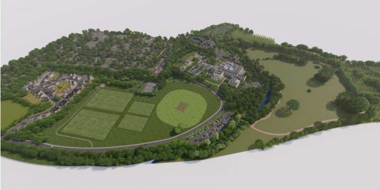 Green Light for Winslade Park