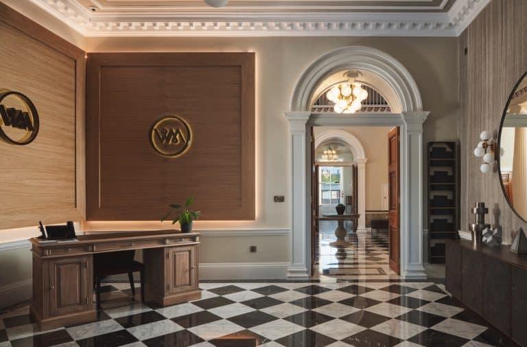 Winslade Manor Reception
